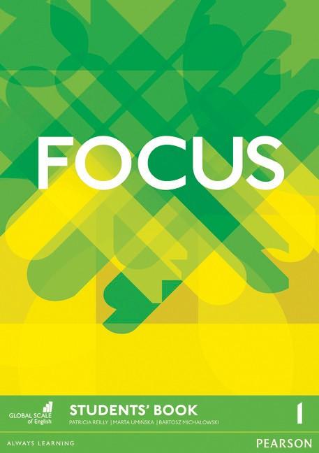 Focus 1 udžbenik