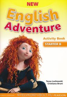 New English Adventure Starter B - radna sveska - engleski jezik za 2. razred osnovne škole