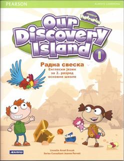 Our Discovery Island 1 - radna sveska - engleski jezik za 2. razred osnovne škole