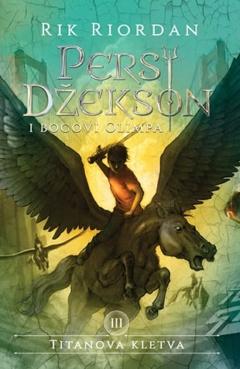 Persi Džekson i bogovi Olimpa III – Titanova kletva