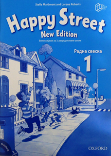 Happy Street 1, 2 Ed - radna sveska za engleski jezik za 3. razred osnovne škole