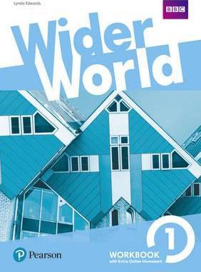 Wider World 1 - radna sveska - engleski jezik za 5. razred osnovne škole