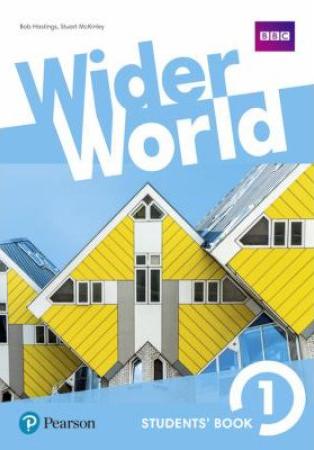 Wider World 1 - udžbenik - engleski jezik za 5. razred osnovne škole