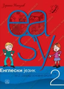 EASY 2 – udžbenik za 2. razred osnovne škole