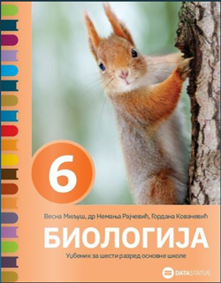 Biologija 6 -udžbenik