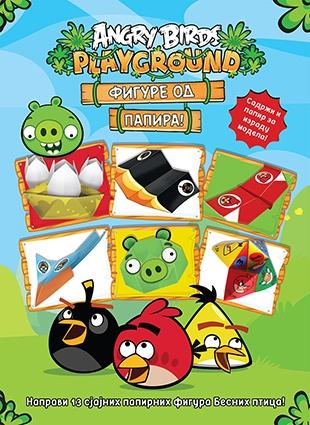 Angry Birds – Figure od papira