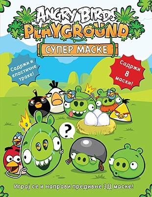 Angry Birds – Super maske