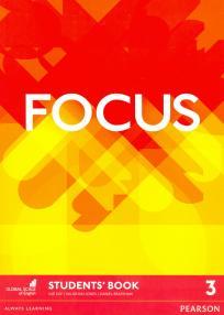 Focus 3, udžbenik