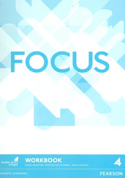 Focus 4, radna sveska