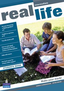 Real Life Intermediate, udžbenik - engleski jezik za 3. razred srednje stručne škole