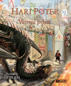 Hari Poter i Vatreni pehar – ilustrovano