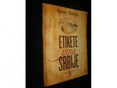 Etikete vina Srbije – R. Vlastelica