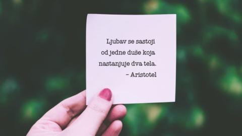Savršeni romantični citati za vašu dragu osobu