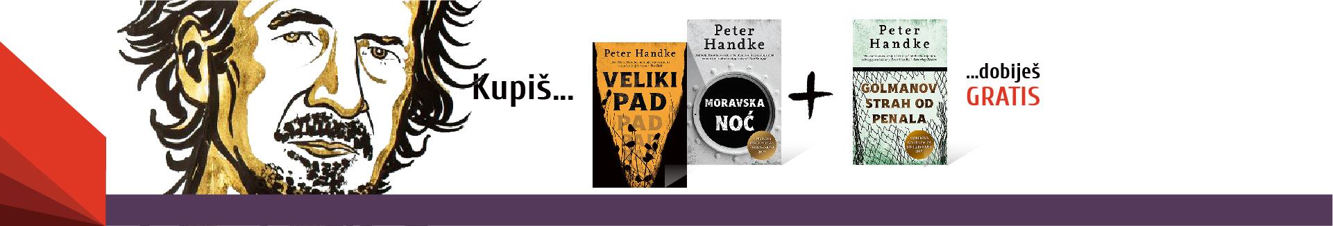 Peter Handke – komplet 2+1