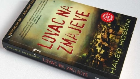 Recenzija knjige Lovac na zmajeve – Haled Hoseini