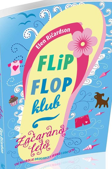 FLIP-FLOP KLUB 1: ZAČARANO LETO