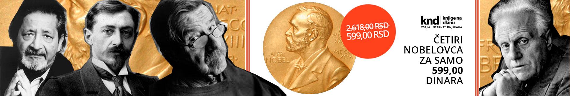 Nobelovci komplet