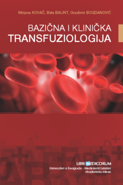 BAZIČNA I KLINIČKA TRANSFUZIOLOGIJA