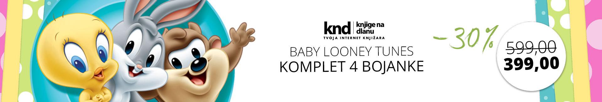 KOMPLET BOJANKE LOONEY TUNES