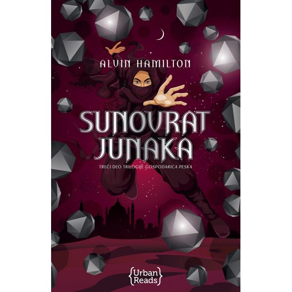 SUNOVRAT JUNAKA (GOSPODARICA PESKA 3)