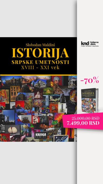 Istorija Srpske Umetnosti Xviii Xxi Vek Ig Story