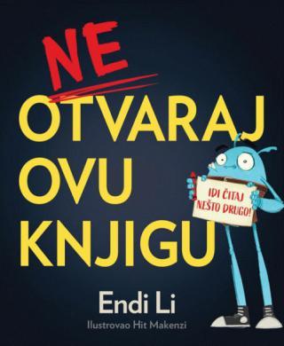 Ne Otvaraj Ovu Knjigu Endi Li Makart F1 39259