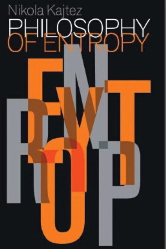PHILOSOPHY OF ENTROPY