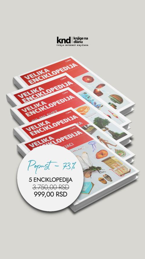 Pet Enciklopedija Za 999 Rsd 1080x1920 Ig Story