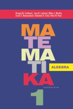 MATEMATIKA I – algebra