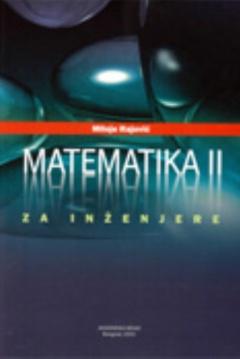 MATEMATIKA II – za inženjere
