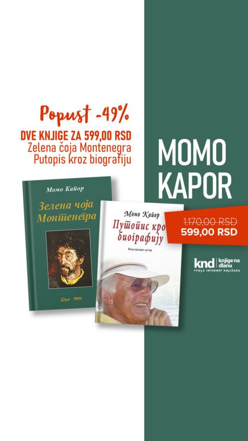 Momo Kapor Za 599 Ig Sotry