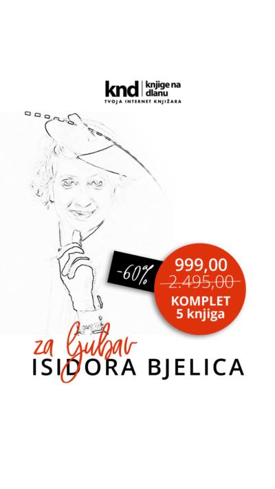 Isidora Bjelica Komplet 5 Knjiga Knd Ig Story 1080x1920