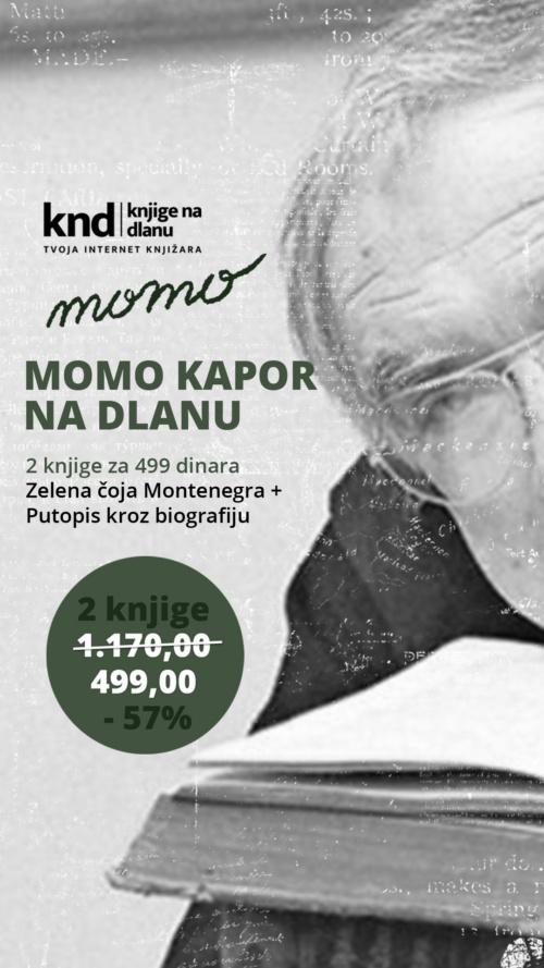 Momo Kapor Knjige Na Dlanu Ig Story 1080x1920