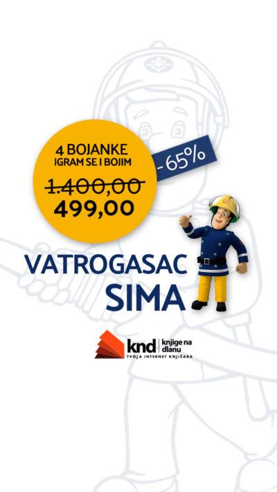 Vatrogasac Sima Komplet 4 Bojanke Knd Ig Story 1080x1920