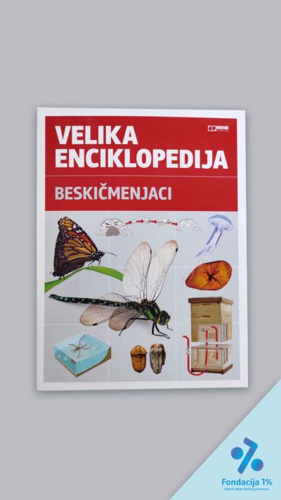 Velika Enciklopedija Meke Korice Beskicmenjaci Ig Story