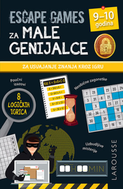 ESCAPE GAMES ZA MALE GENIJALCE 9-10 GODINA