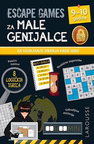 Escape Games Za Male Genijalce 910 Godina Malori Monar V