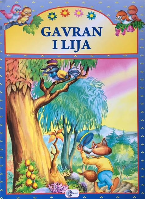 ŠUMSKE PRIČE – GAVRAN I LIJA