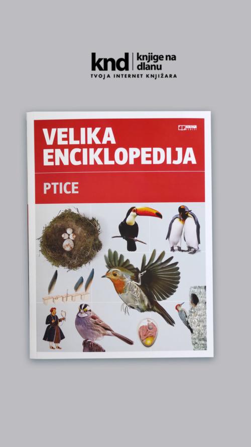 Velika Enciklopedija Ptice