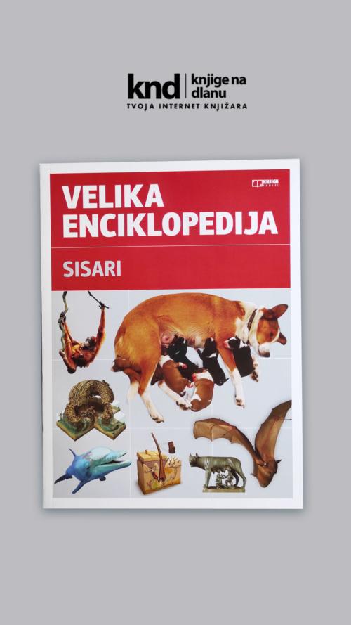 Velika Enciklopedija Sisari