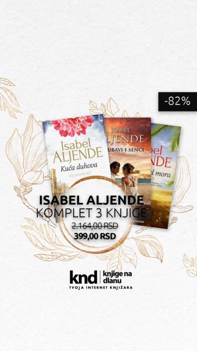 Isabel Aljende Ig Story