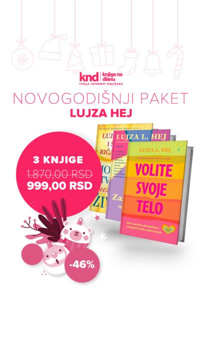 Novogodišnji Paket Lujza Hej 3 Knjige Za 999 Ig Story (1)