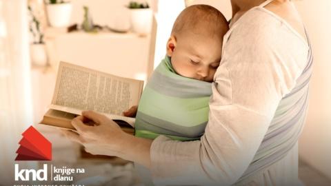 Pravilan razvoj vaših mališana uz najpovoljnije knjige za bebe