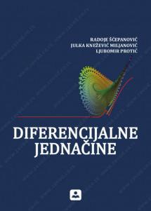 """DIFERENCIJALNE JEDNAČINE – EDICIJA """"MIKA ALAS"""""""