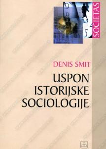33788 Uspon Istorijske Sociologije 215x301