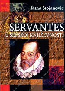 34056 Servantes U Srpskoj Književnosti 215x301