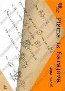 34058 Pisma Iz Sarajeva 215x301