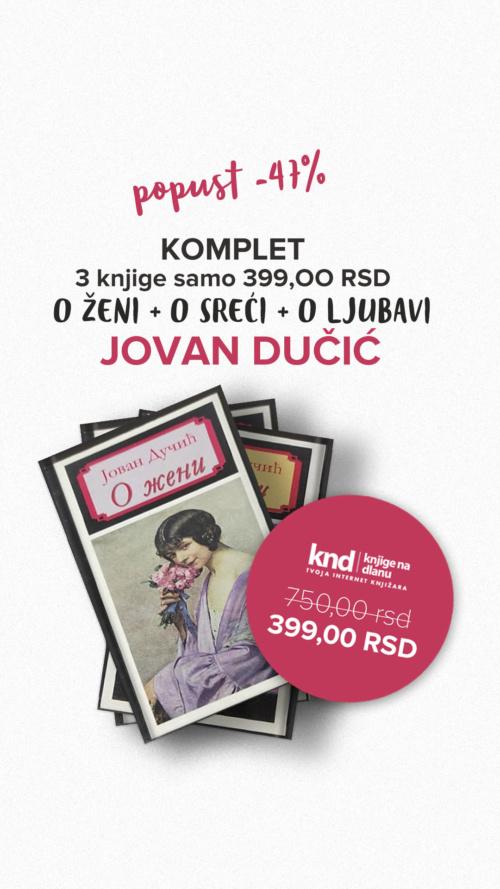 Jovan Dučić Komplet 3 Knjige Samo 399 Din Ig Story 1080x1920