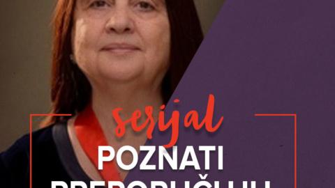 Poznati preporučuju 2. epizoda Ljiljana Habjanović Đurović
