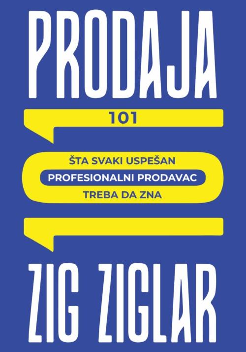 Prodaja 101 Zig Zaglar
